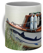 Boat Shark Decoration Donegal Coffee Mug