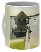 Boathose, Edgartown, Martha's Vineyard Coffee Mug