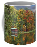 Boathouse Coffee Mug