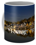 Boathouse Row Coffee Mug