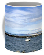 Boating At Bandon Coffee Mug
