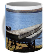 Boating Season Is Over Coffee Mug