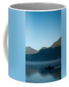Boatman Lake Atitlan Guatemala Coffee Mug