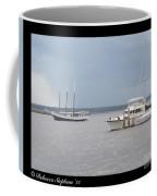 Boats A Drift Coffee Mug
