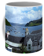 Boats At Portree Coffee Mug