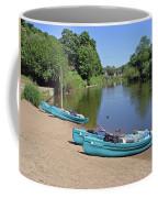 Boats At The Ready Coffee Mug