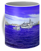 Boats Everywhere 3 Coffee Mug