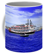 Boats Everywhere During Navy Fleet Review In Sydney Coffee Mug
