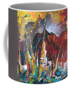 Boats In Calpe 01 Spain Coffee Mug