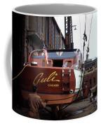 Boats In Harbor - 006 Coffee Mug