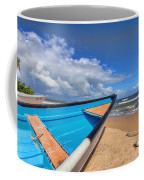 Boats In Mayaro Coffee Mug