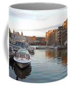 Boats Of Amsterdam Coffee Mug