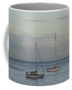 Boats On The Water Coffee Mug