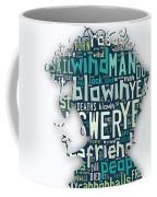 Bob Dylan Blowin In The Wind Coffee Mug