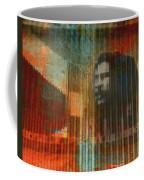 Bob Marley Abstract II Coffee Mug