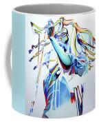 Bob Marley Colorful Coffee Mug