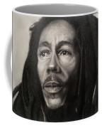 Bob Marley Drawing Coffee Mug