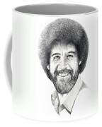Bob Ross Coffee Mug