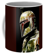 Boba Fett Coffee Mug by Paul Ward