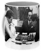 Bobby Fischer (1943-2008) Coffee Mug
