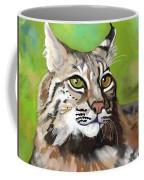 Bobcat Katta Coffee Mug