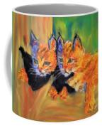 Bobcat Kittens 1 Coffee Mug
