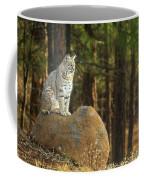 Bobcat Thoughts Coffee Mug