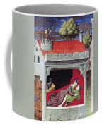 Boccaccio: Lovers, C1430 Coffee Mug