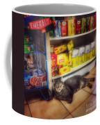 Bodega Cat - At Home In New York Coffee Mug