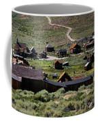 Bodie Ghost Town Panorama Coffee Mug