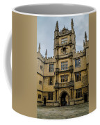 Bodleian Library Main Gate Coffee Mug