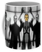 Body Language 64 Coffee Mug