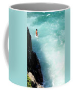 Body Plunge Coffee Mug