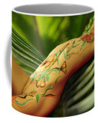 Bodyart 5 Coffee Mug