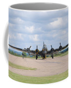 Boeing B-17 Flying Fortress Sally B Coffee Mug
