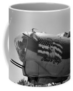 Boeing B-17g Flying Fortress Nose Art Coffee Mug