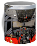 Boeing C-135 Cockpit Coffee Mug