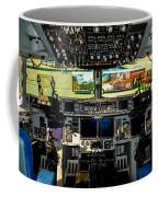 Boeing C-17 Globemaster IIi Cockpit Coffee Mug