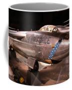 Boeing Rb 47h Plane Coffee Mug