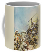 Boers Fighting Natives Coffee Mug