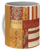 Bohemian Red Spice 2 Coffee Mug