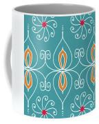 Boho Ornamental 3- Art By Linda Woods Coffee Mug