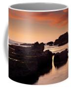 Boiler Bay Sunset Coffee Mug