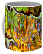Boisterous Bellows Of Colors Coffee Mug