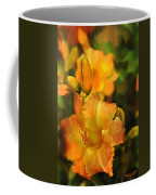 Bokah Lily Coffee Mug