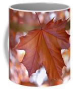 Bokeh Maple Coffee Mug