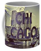 Bold Chicago Coffee Mug