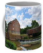 Bollinger Mill And Covered Bridge Coffee Mug