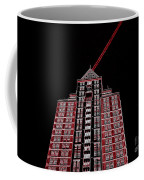 Bolt Out Of Blackness Coffee Mug