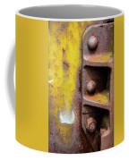 Bolted Iron Coffee Mug